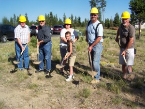 Hab Ground break at terry Park July 9 014