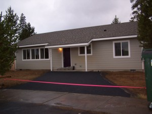 Habitat House finished